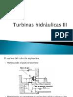 Turbinas Hidráulicas III