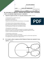 Examen de Comunicacion Quinto
