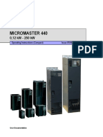Siemens Micromaster 440 Series Compact Manual - 060602 (1)