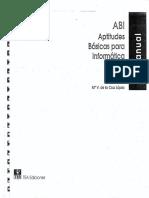 Aptitudes Basicas Para La Informatica (ABI)
