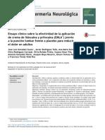 Investigación de la Carga microbiana encontrada en billetes.