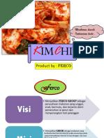 Ferco Ppt Kimchi Untuk Presentasi
