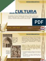 Escultura Arte Gotico Informe Negh Parte 1