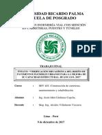 ENSAYO N° 1_VERIFICACIÓN MECANICISTA DE PAV FLEXIBLES