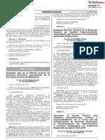 RESOLUCION N° 151-2018-MINEDU