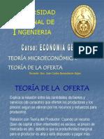 Teoría de La Oferta 20nov14