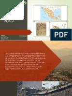 Asentamientos de Suelo en Mexico