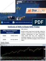 DAILY EQUITY REPORT-19 June Star India Market