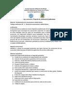 Guía de proyecto construcciones subterráneas y Rubrica.