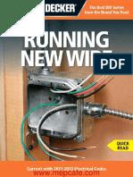 Running New Wire