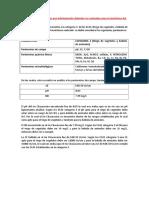 Determinar Los Parámetros Que Mínimamente Deberían Ser Evaluados Para El Monitoreo Del Agua Del Río Mirave11111111111