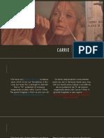 3. Carrie