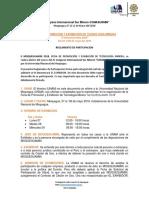 Reglamento II Moqueguamin.