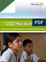 Plan de Mejora Ministerio e