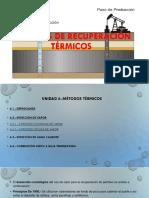 Métodos de Recuperación Térmicos