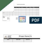 [Project Name]_ Stakeholder Involvement Matrix