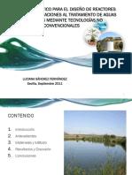 Modelo Matematico Tar trataiento de Aguas residuales