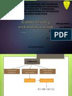 Calibracion y Estandarizacion