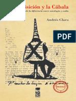 Andrés Claro. La inquisición y la cábala..pdf