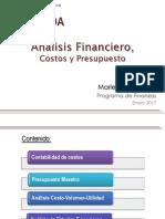 Clase de Análisis Financiero Ene 2018