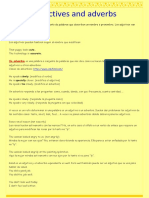 Adverbs Comp