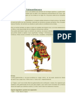 Los Incas Del Tahuantinsuyo