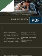 6. Romeu e Julieta