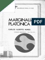 Marginalia Platonica - Carlos Alberto Nunes