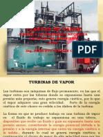 Turbinas de Vapor, Plantas de Vapor, Junio 2017 Fac Ing-usac