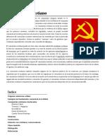 Comunismo Cristiano
