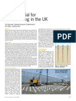 GE Jan 2009 the Potential for Timber Piling in the UK Reynolds Bates