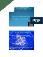 MLD_Bio i Kemoluminiscencija