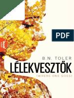 B.N. Toler - Lélekvesztők.pdf