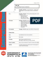 Chemplast - PR 150