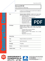 Chemrite Shotcreate HP-200