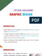 Lecture 01 - Fundamental of Graphic Design