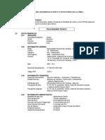 Formato 03 - Anexo 02 - Directiva 04 - Estructura de Informe Mensual Del Residente