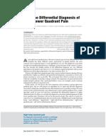 DIFFERENTIAL DX LOWER QUADRANT PAIN.pdf