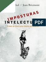 Alan Soka - Imposturas Intelectuais - Epílogo