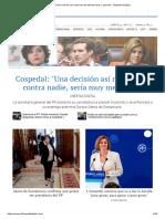 Diario Online Con Noticias de Última Hora y Opinión - Libertad Digital