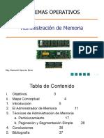Class 04 Real Memory