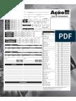 Ação!!! - Ficha de Personagem (Calculável) - Biblioteca Élfica.pdf
