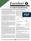 Feedback Control Mechanisms