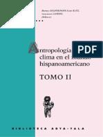 Antropología Clima II