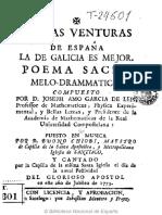 AMO García de Leis De Las Venturas de España, La de Galicia Es Mejor