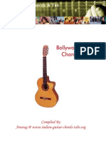 Bollywood Guitar Song Chords Book IGCT Part-I