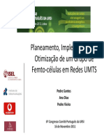 UMTS- Fento Cell