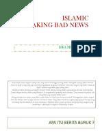 Islamic Breaking Bad News 2018