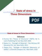 Unit IV (a)- Principal stresses and principal planes in 3D.pdf