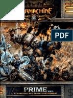 War Machine Prime MkII